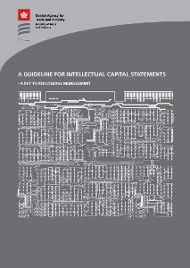 Intellectual capital: A guideline