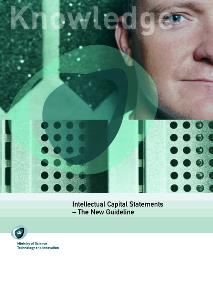 Intellectual capital statements: The new guideline